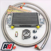 Subaru Impreza STi WRX Mocal Hispec Competition 13 Row Oil Cooler Kit